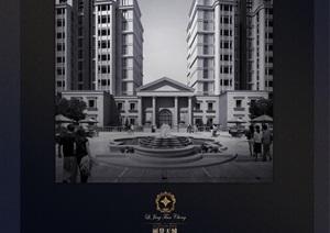 丽景天城规划建筑方案设计