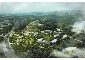 深圳安托山博物公園方案設計