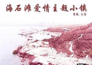 鲁能文昌海石滩爱情主题小镇景观规划设计文本资料