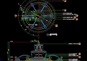 展示区主题广场水景------------内容丰富详细,具有很高的学习价值,值得下载