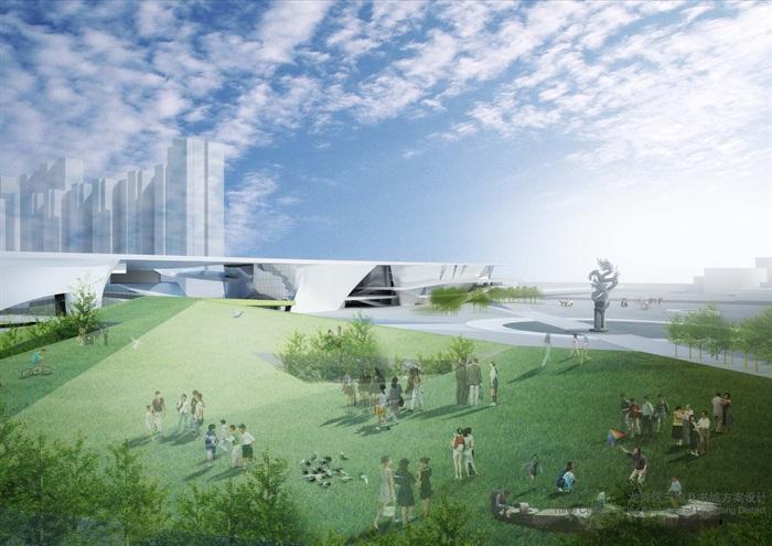 023龍崗區三館及書城方案設計(8)