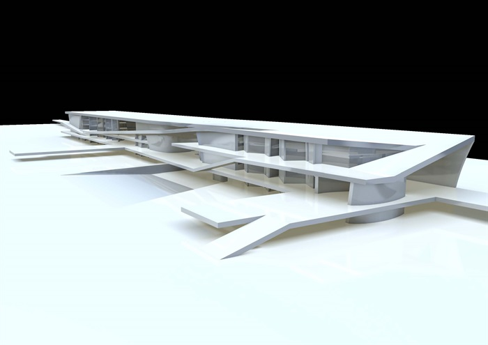 023龍崗區三館及書城方案設計(10)