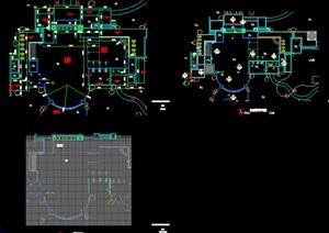 泳池施工图-------------内容丰富详细,具有很高的学习价值,值得下载