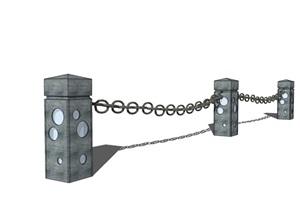 鐵欄桿鐵鏈--------------------內容豐富詳細,具有很高的學習價值,值得下載
