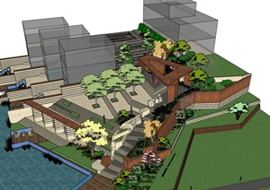 萬科松山湖中心展示區--------------------內容豐富詳細,具有很高的學習價值,值得下
