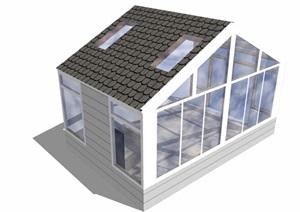 植物棚玻璃房带天窗---------------------内容丰富详细,具有很高的学习价值,值得下