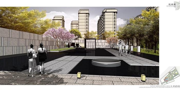南京 五矿居住区设计(13)