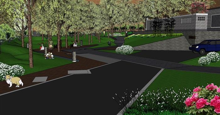 園區模型(3)