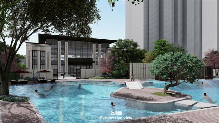 泳池主题空间 儿童区 休息区 售楼部1(1)