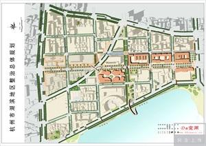 杭州湖滨整治规划------内容丰富详细,具有很高的学习价值,值得下载