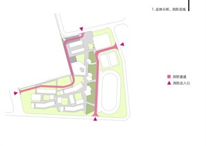 上海国际汽车城小学景观方案深化