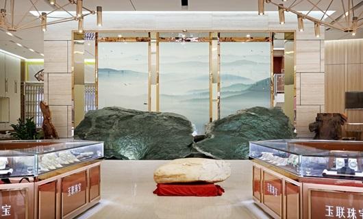 華權設計-玉聯珠寶展廳