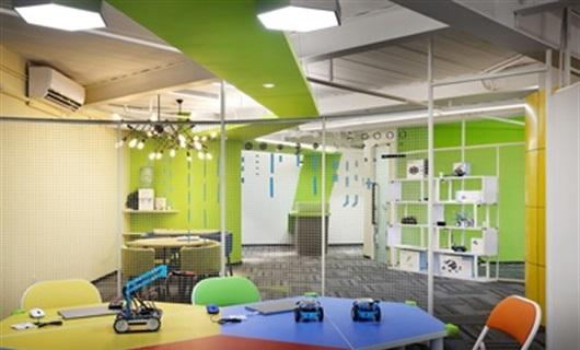 文华权设计-程趣教育机器人儿童培训项目