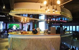 文华权设计-珠海愚园音乐餐厅