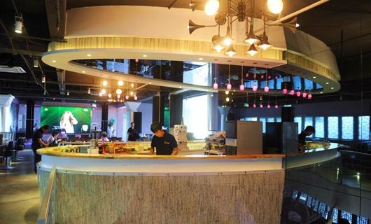 文華權設計-珠海愚園音樂餐廳