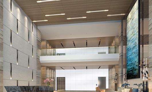 文華權設計-蘭州藥業(扶正藥業)辦公總部