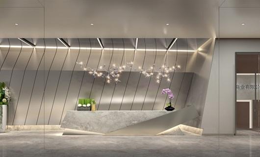 文华权设计-美百年京地共享办公空间项目