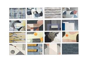 现代简约地毯贴图