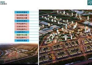 绿地郑州新国际会展城设计方案高清文本