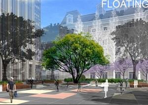 宁波新材料国际创新中心景观设计方案高清文本