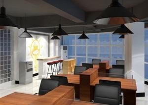 办公室二楼设计、公司、洗美、汽修