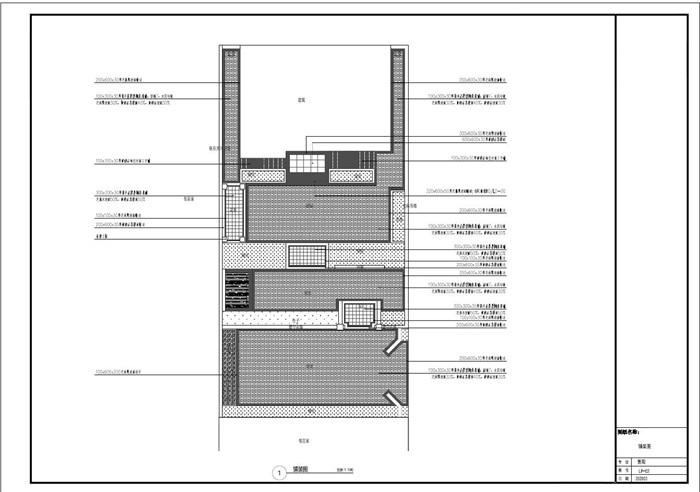 20200315私家花园景观施工图CAD(2)
