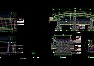 YS-06-01~02拱桥详图