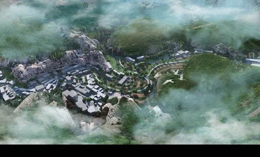 某古村落规划设计