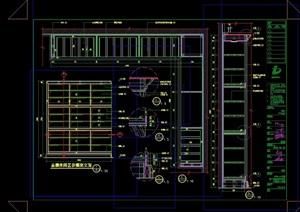 法式别墅存酒架设计cad详图