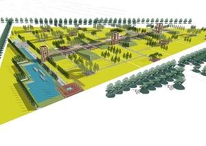 徐州田园湿地景观设计 (1)