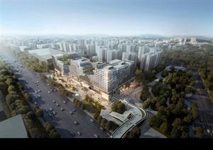成都金牛区龙樾熙城项目1号商业地块