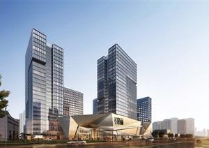 福州阳光城大都会 商业综合体 上海霍普
