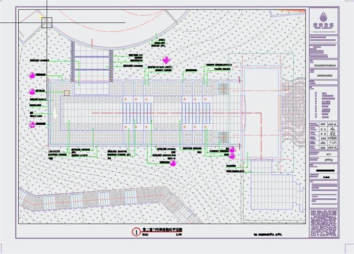 重庆渝北照母山龙湖·舜山府售楼示范区SU模型(附示范区整套CAD景观施工图+方案介绍视频)(3)