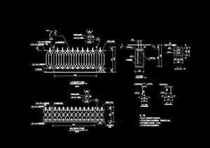 18个铁艺及配饰图素材设计cad节点