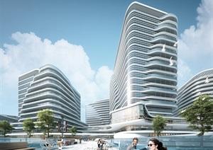 北京未来科技城 (公建+住宅)