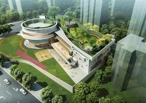 上海紫竹领仕幼儿园设计