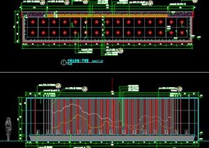 LD2.06~2.06.1 中轴水景墙二详图一~1二