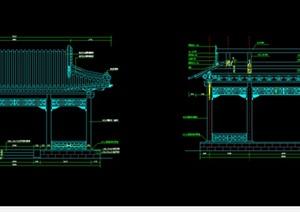 一套超全的中式古典水榭详图(欢迎下载学习)