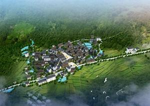 赣州市社迳乡老屋村乡村规划