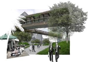 东莞市南城国际商务区景观设计方案