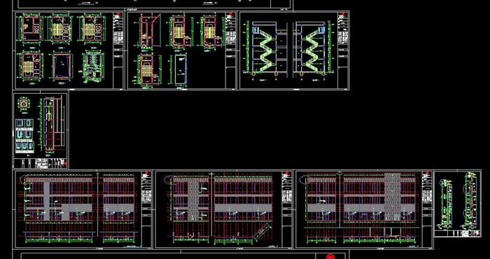 某商贸城建筑施工图(3)