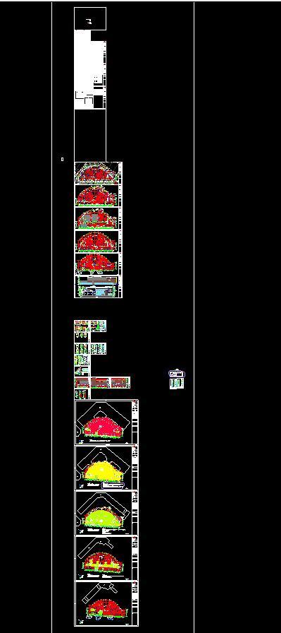 某商贸城建筑施工图(8)
