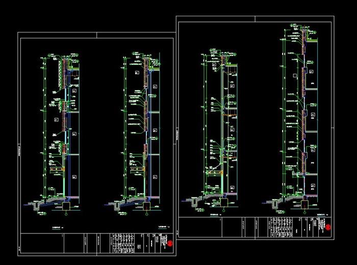 某商贸城建筑施工图(9)