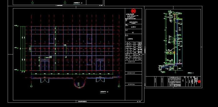 某商贸城建筑施工图(11)