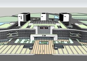 良渚医院整体迁建项目 投标方案