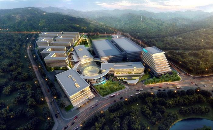 VIVO重庆生产基地 产业园 方案(1)