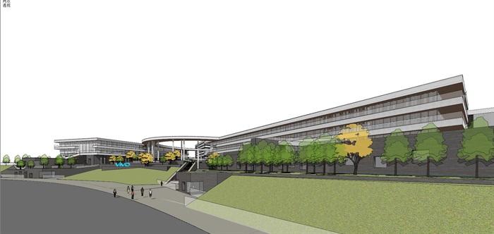 VIVO重庆生产基地 产业园 方案(3)