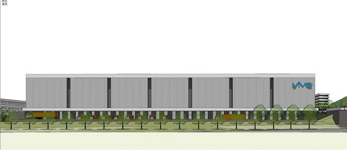 VIVO重庆生产基地 产业园 方案(15)