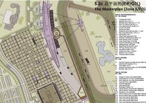 鄂尔多斯体育文化园赛马场项目设计方案高清文本