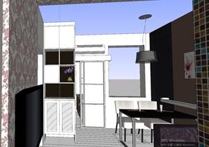 现代简约风室内设计方案